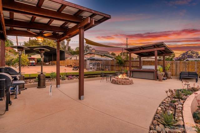 1722 San Pasqual Valley Road, Escondido, CA 92027 (#210015710) :: The Stein Group