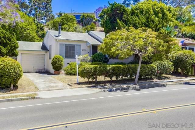 1863 Catalina Blvd, San Diego, CA 92107 (#210015738) :: Dannecker & Associates