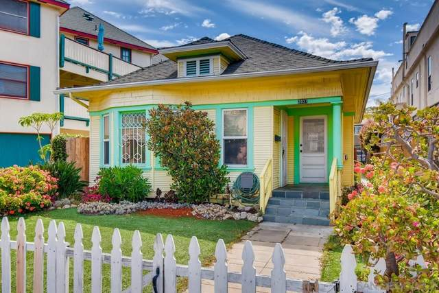 3937 8th Ave, San Diego, CA 92103 (#210015766) :: The Stein Group