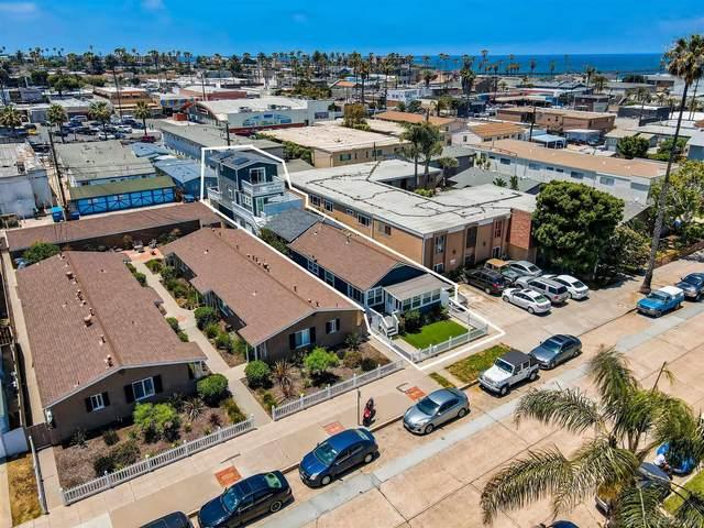 4925-27 Saratoga Avenue, San Diego, CA 92107 (#210015787) :: Dannecker & Associates