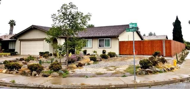 3501 Redwood St, Oceanside, CA 92058 (#210015826) :: The Stein Group