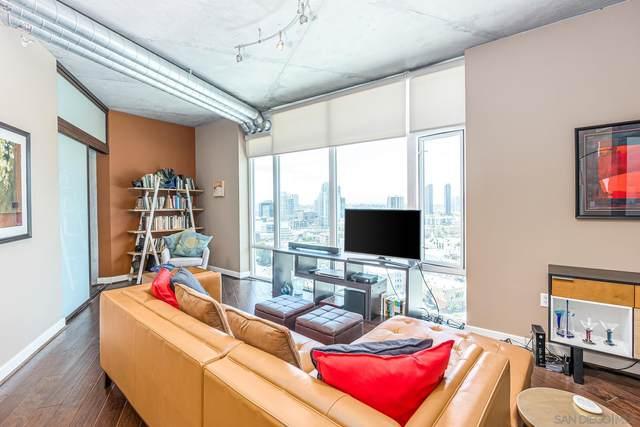 1080 Park Blvd #1502, San Diego, CA 92101 (#210015922) :: Neuman & Neuman Real Estate Inc.