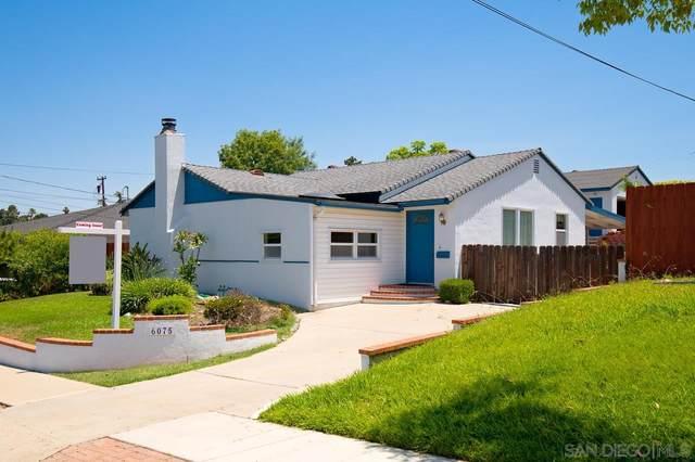 6075 Odessa Ave, La Mesa, CA 91942 (#210015976) :: The Stein Group