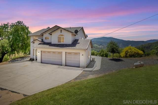 1012 Willson Rd., El Cajon, CA 92019 (#210016026) :: Neuman & Neuman Real Estate Inc.