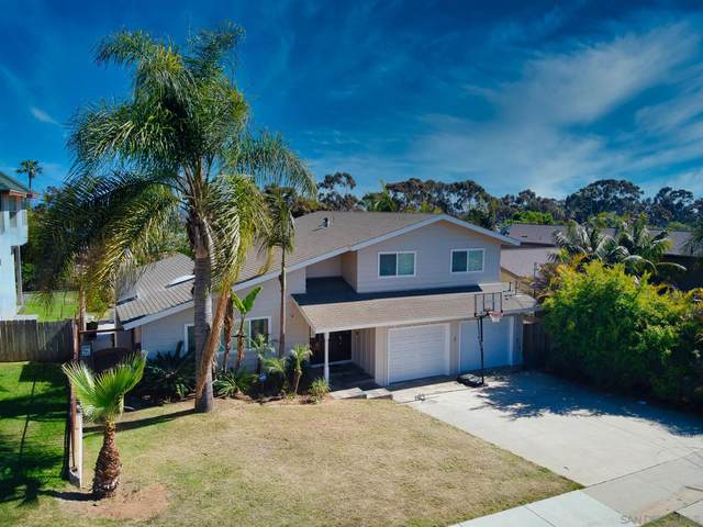 2205 Maxson St, Oceanside, CA 92054 (#210016114) :: The Stein Group