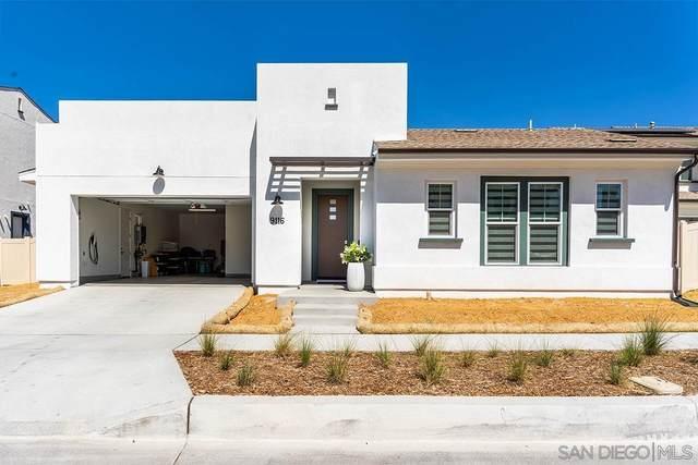 9116 Trailmark Way, Santee, CA 92071 (#210016231) :: Neuman & Neuman Real Estate Inc.