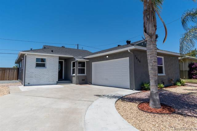 7020 Glenroy St, San Diego, CA 92120 (#210016239) :: Neuman & Neuman Real Estate Inc.