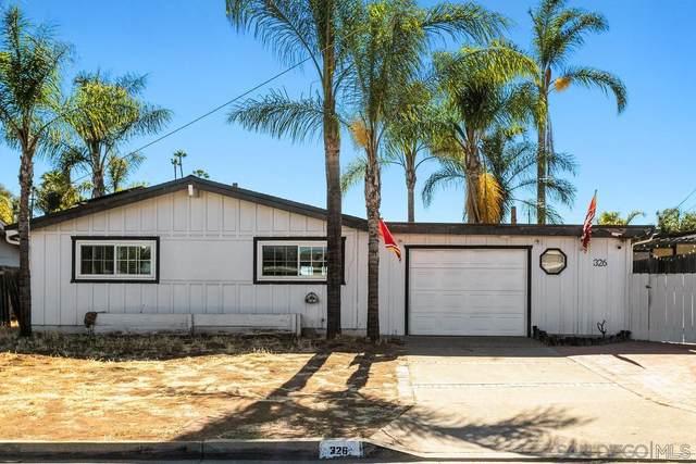 326 Yacon St, Vista, CA 92083 (#210016253) :: Neuman & Neuman Real Estate Inc.