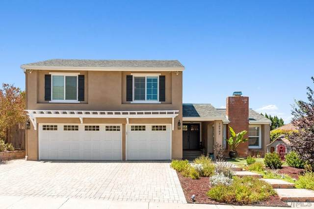 10707 Brookview Ln, San Diego, CA 92131 (#210016283) :: Zember Realty Group