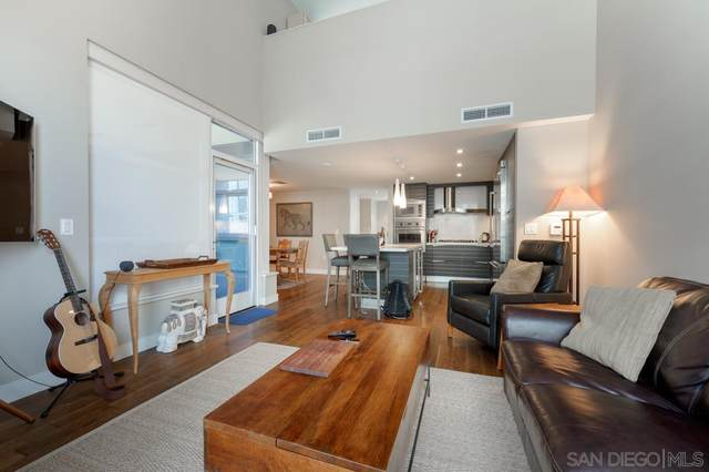 1325 Pacific Hwy #314, San Diego, CA 92101 (#210016399) :: Team Forss Realty Group
