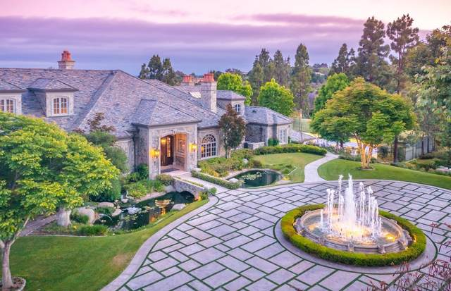 6590 Calle Reina, Rancho Santa Fe, CA 92067 (#210016410) :: Neuman & Neuman Real Estate Inc.