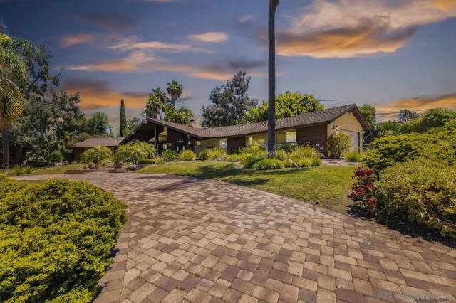 1950 Alta Vista Dr., Vista, CA 92084 (#210016413) :: Neuman & Neuman Real Estate Inc.