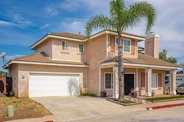 203 Lorraine Ln, El Cajon, CA 92019 (#210016562) :: SunLux Real Estate