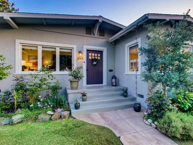 2147 Pine St, San Diego, CA 92103 (#210016619) :: Neuman & Neuman Real Estate Inc.