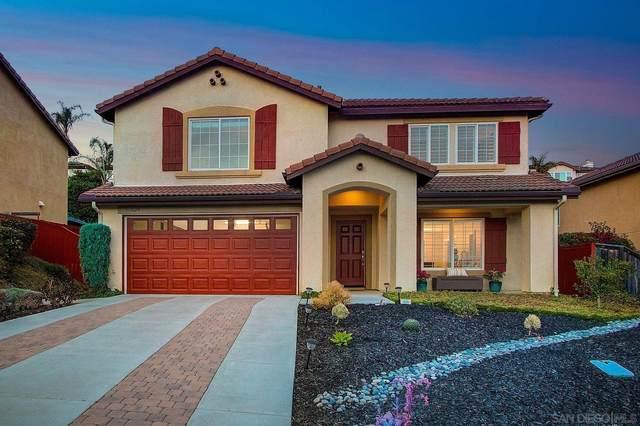 1629 Pegasus Way, San Marcos, CA 92069 (#210016776) :: SunLux Real Estate