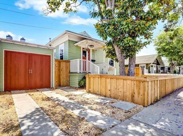 3777 10Th Ave, San Diego, CA 92103 (#210016792) :: Compass