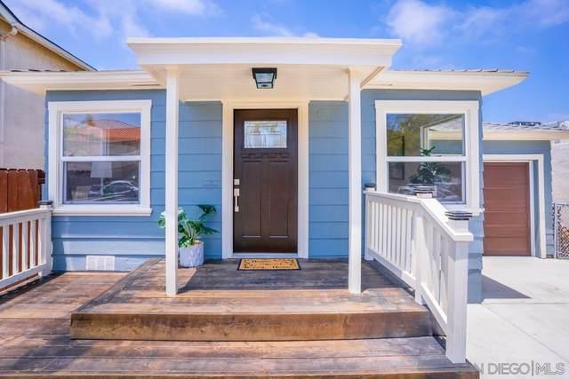 4480 50th St, San Diego, CA 92115 (#210016824) :: Neuman & Neuman Real Estate Inc.