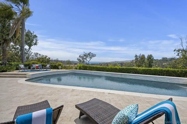 5002 El Acebo, Rancho Santa Fe, CA 92067 (#210016849) :: Solis Team Real Estate