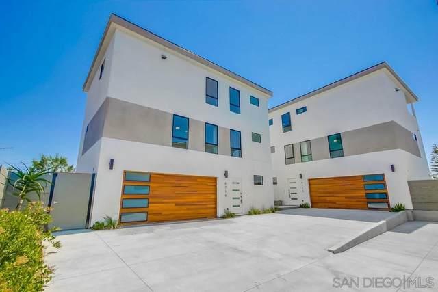 6719 Zane Court, San Diego, CA 92111 (#210016873) :: Neuman & Neuman Real Estate Inc.