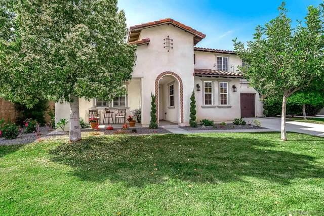 32322 Fireside Dr, Temecula, CA 92592 (#210016957) :: Neuman & Neuman Real Estate Inc.