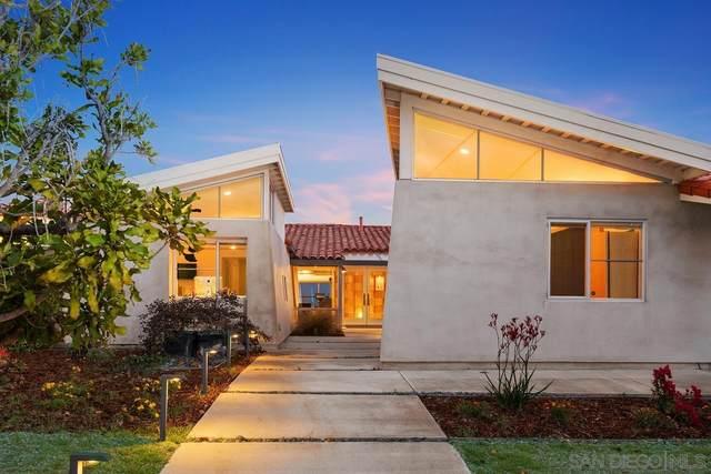 1563 Calle Candela, La Jolla, CA 92037 (#210017327) :: Dannecker & Associates