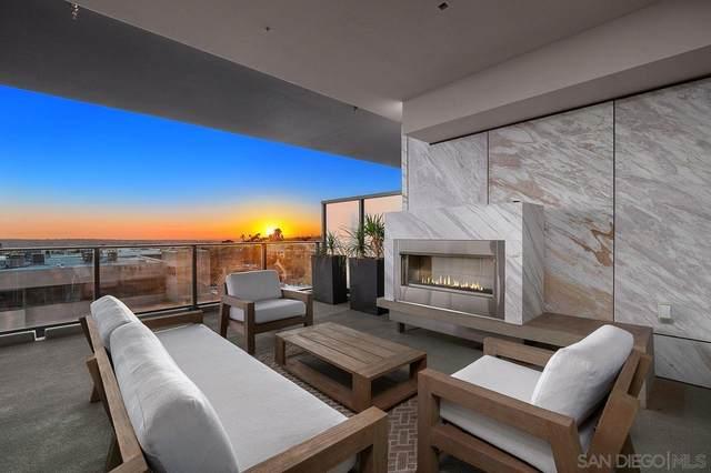 2855 5th Avenue #606, San Diego, CA 92103 (#210017330) :: Neuman & Neuman Real Estate Inc.