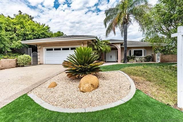 458 Old Via Rancho Dr., Escondido, CA 92029 (#210017336) :: Yarbrough Group