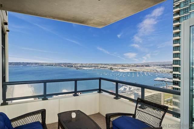 1199 Pacific Hwy #3102, San Diego, CA 92101 (#210017341) :: Neuman & Neuman Real Estate Inc.