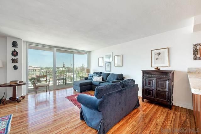 3634 7th Avenue 9E, San Diego, CA 92103 (#210017378) :: Neuman & Neuman Real Estate Inc.