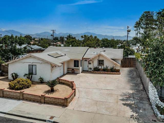 13055 Carriage Rd, Poway, CA 92064 (#210017507) :: Compass