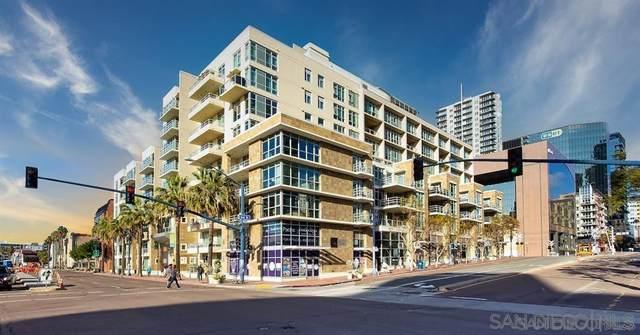 825 W Beech St #301, San Diego, CA 92101 (#210017554) :: Neuman & Neuman Real Estate Inc.
