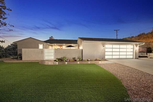 1840 Pine View Rd, Alpine, CA 91901 (#210017842) :: Neuman & Neuman Real Estate Inc.