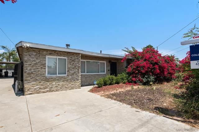 720 N Ash, Escondido, CA 92027 (#210018040) :: Neuman & Neuman Real Estate Inc.