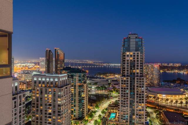700 Front St #2303, San Diego, CA 92101 (#210018090) :: SunLux Real Estate