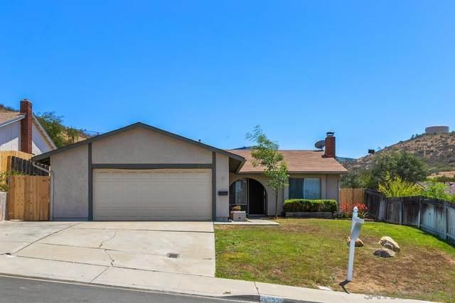 14555 High Pine St, Poway, CA 92064 (#210018101) :: Neuman & Neuman Real Estate Inc.