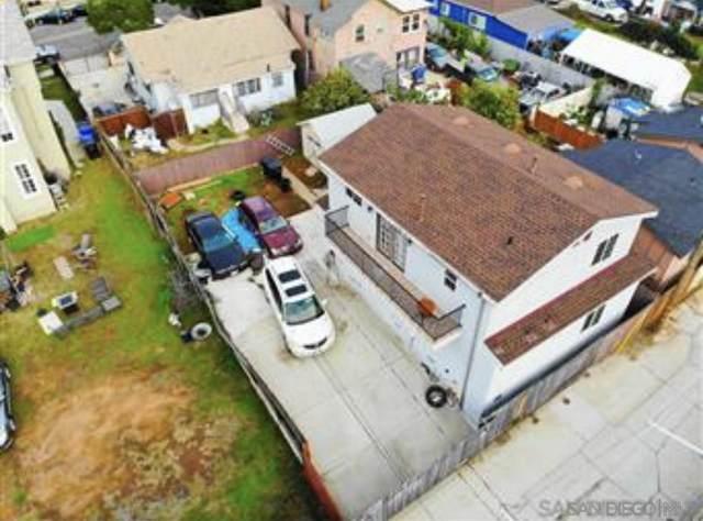 1859-61 Irving Ave, Logan Heights, CA 92113 (#210018348) :: Neuman & Neuman Real Estate Inc.