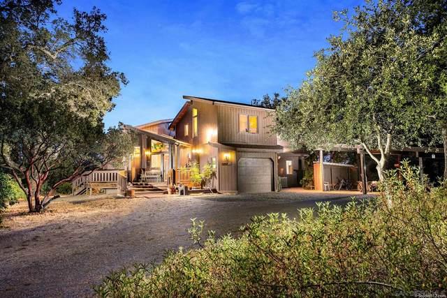 1440 Springview Rd., Santa Ysabel, CA 92070 (#210018440) :: Neuman & Neuman Real Estate Inc.