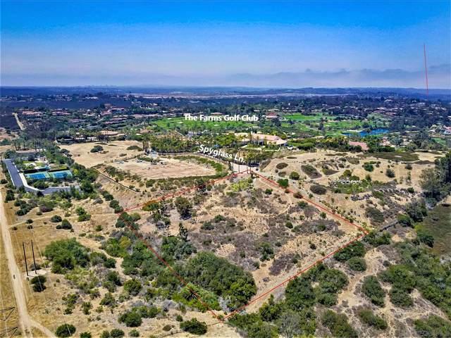 0 Spyglass Ln Lot 28, Rancho Santa Fe, CA 92067 (#210018519) :: Prestige Properties Enterprises