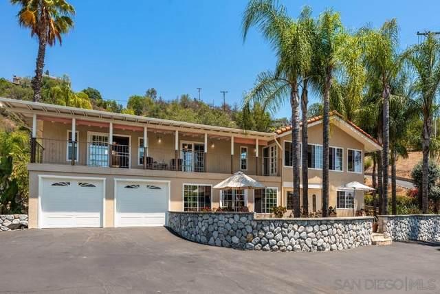 1485 Via Ladera, Fallbrook, CA 92028 (#210018606) :: Neuman & Neuman Real Estate Inc.