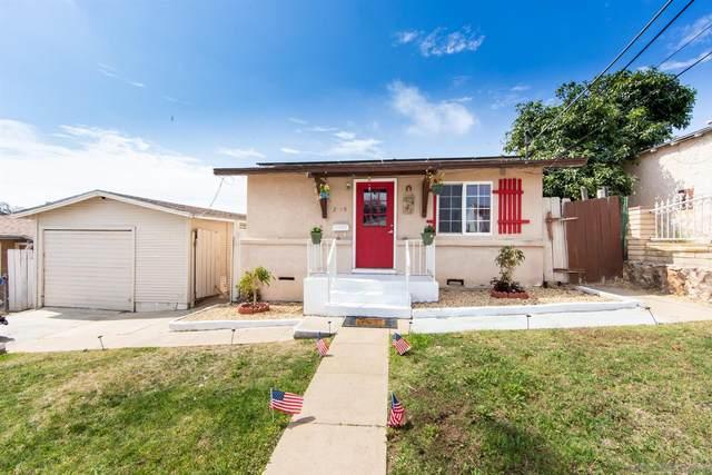 2749 Chaffee St, National City, CA 91950 (#210018667) :: Neuman & Neuman Real Estate Inc.