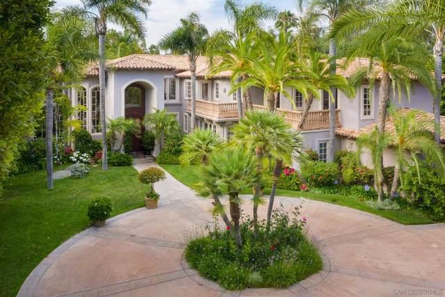 16978 Circa Del Sur, Rancho Santa Fe, CA 92067 (#210018690) :: Neuman & Neuman Real Estate Inc.