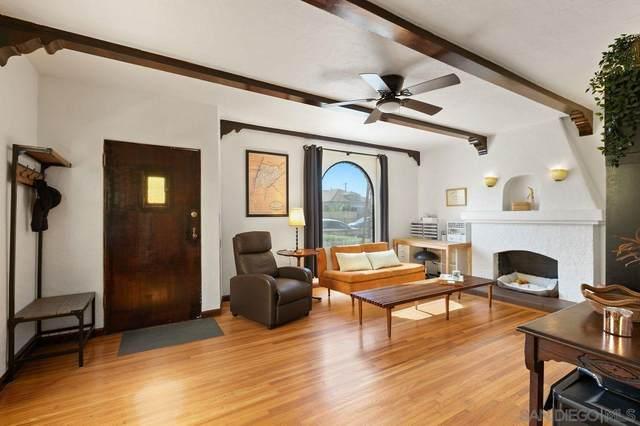 4053 46th Street, San Diego, CA 92105 (#210018704) :: Neuman & Neuman Real Estate Inc.
