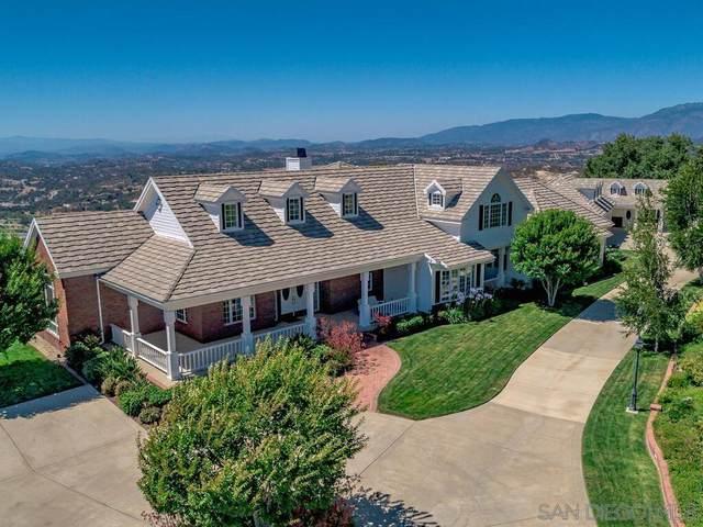 14490 Ridge Ranch Rd, Valley Center, CA 92082 (#210019037) :: Neuman & Neuman Real Estate Inc.
