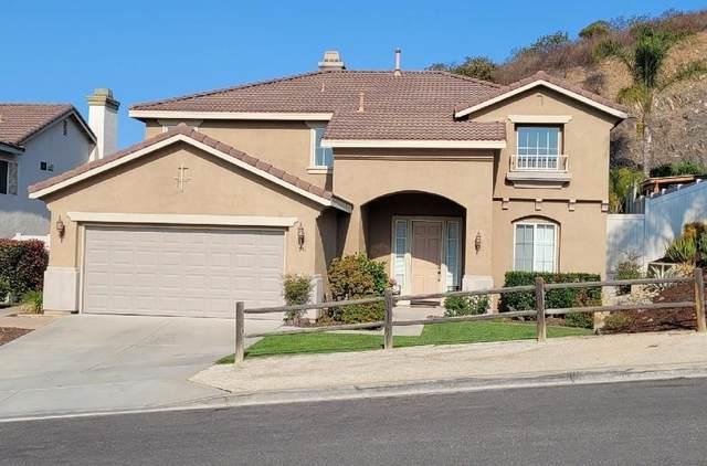 731 W Bel Esprit Cir, San Marcos, CA 92069 (#210019078) :: Neuman & Neuman Real Estate Inc.