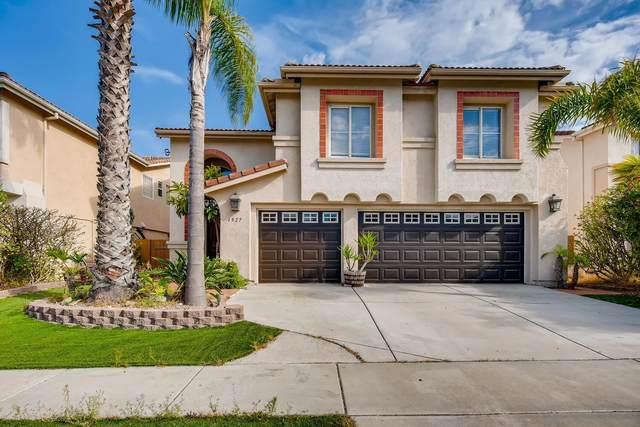 4927 Wheelhouse Dr, San Diego, CA 92154 (#210019294) :: Neuman & Neuman Real Estate Inc.