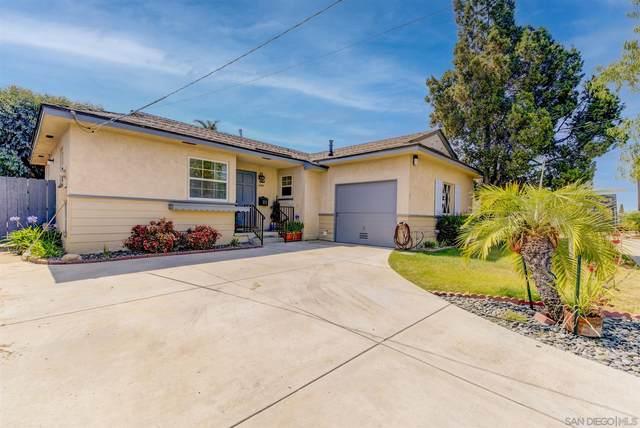 6397 Estrella Ave, San Diego, CA 92120 (#210019471) :: Dannecker & Associates