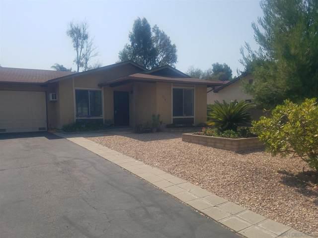 1374 Panorama Ridge Rd., Oceanside, CA 92056 (#210019597) :: Dannecker & Associates