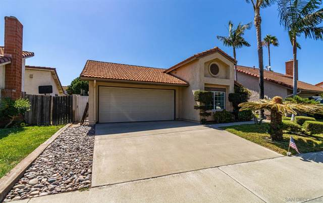 4480 White Pine Way, Oceanside, CA 92057 (#210019740) :: Dannecker & Associates