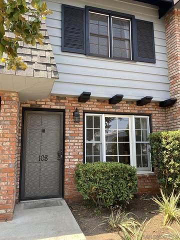 8150 Lemon Ave #108, La Mesa, CA 91941 (#210019926) :: Neuman & Neuman Real Estate Inc.
