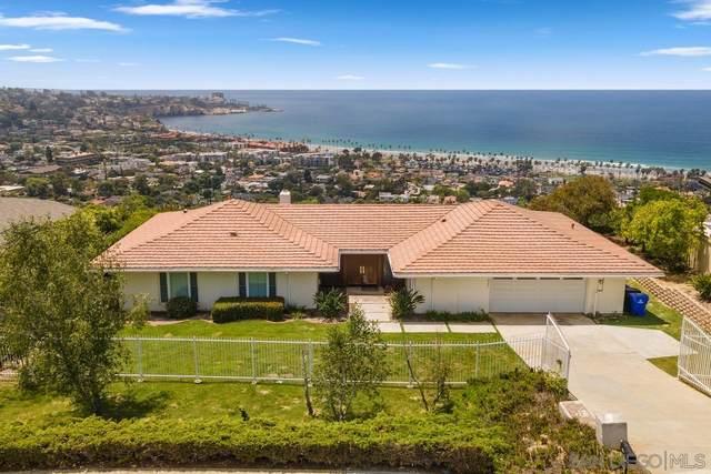 8330 Prestwick Drive, La Jolla, CA 92037 (#210019955) :: Dannecker & Associates